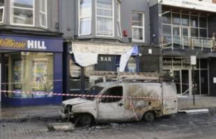 Βρετανία: Έκρηξη φορτηγού σε πολυσύχναστο δρόμο!