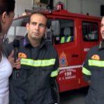 Αφιέρωμα στους εθελοντές πυροσβέστες στο Π.Σ. Καβάλας