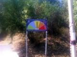 Πινακίδας Ημερήσιας Πρόβλεψης Κινδύνου πυρκαγιάς απο το ΔΑΠΑΧΟ