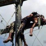 Αστικό συμβάν: αιτία βραχυκύκλωμα – Θάνατος από ηλεκτροπληξία