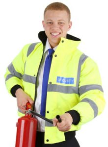 Ο σημαντικός ρόλος φυλάκων ασφαλείας σε περίπτωση πυρκαγιάς