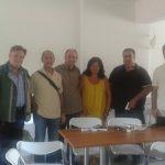 Συνάντηση των σωματείων του Π.Σ. με τον ΣΥΡΙΖΑ