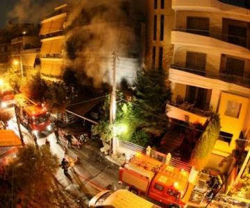 Επιστολή αξιωματικού στο «Βήμα»: Λάθος υπηρεσία ανέλαβε τη φωτιά στο Π.Φάληρο