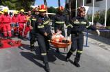 Εντυπωσιακές εικόνες από το τσουνάμι που «χτύπησε» ξενοδοχείο στο Ηρακλειο στο πλαίσιο…άσκησης