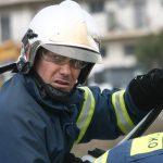 Ζόρικα επαγγέλματα, ο Σπύρος Σούλης...πυροσβέστης