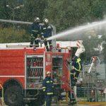 Mε επιτυχία η άσκηση της Πυροσβεστικής στα Γουβιά