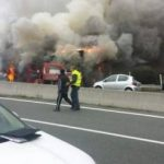 Four killed in northern Greece highway pileup, truck driver arrested