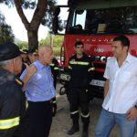 Ο Κικίλιας ανοίγει το διάλογο για τις κρίσεις και τις τοποθετήσεις στην Πυροσβεστική