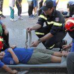 Πυροσβεστική έκπληξη του 1ου Δημοτικού Παιδικού Σταθμού στο Κρυονέρι