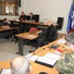 Σύσκεψη στον Δήμο Κιλκίς για την πολιτική προστασία
