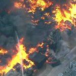 Αυστραλία: Μεγάλη πυρκαγιά σε προάστιο του Σίδνεϋ