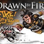 Drawn by Fire, το νέο ημερολόγιο του Paul Combs για το 2015