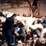 Με επιτυχία η επιχείρηση απεγκλωβισμού του νεαρού που καταπλακώθηκε στην Καρδαμύλη