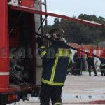 Άσκηση της Πυροσβεστικής στην Κρανιά