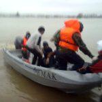 Επιχείρηση διάσωσης 30 «λαθρομεταναστών» στον Έβρο