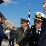 Ο δήμαρχος Τήνου ευχαριστεί ΥΕΘΑ και Α/ΓΕΝ για την αποστολή του ΣΑΜΟΣ