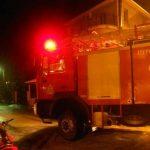 Φωτιά από σβηστό τζάκι, ζημιές στο σπίτι στο Πλωμάρι