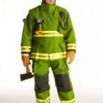 Safety Green?... Το νέο χρώμα των Αμερικάνων πυροσβεστών