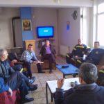 Επίσκεψη του Βουλευτή του ΣΥ.ΡΙΖ.Α κ. Χρήστου Καραγιαννίδη στην Π.Υ Δράμας