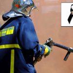 ΣΟΚ από τον τραγικό θάνατο 40χρονου πυροσβέστη.