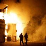 Tι δήλωσε ο αστυνομικός που έσωσε το τετράχρονο αγόρι από τις φλόγες