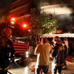 Ποινική δίωξη για τον θάνατο πυροσβέστη σε πυρκαγιά στο Φάληρο