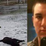 Πυροσβέστης σκότωσε τα σκυλιά του γείτονα και έβαλε τη φωτογραφία τους στο Facebook!