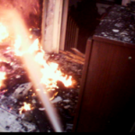 Βίντεο από την κατάσβεση οικίας από τον 2ο Π.Σ. Θεσσαλονίκης