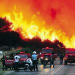 Καταπολέμηση των δασικών πυρκαγιών...η διαχείριση της στήριξης της ΕΕ δεν ήταν ορθή