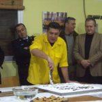 Έκοψε την πίτα της η νεοσύστατη Εθελοντική Ομάδα Πυρόσβεσης -Διάσωσης Βραχναιίκων