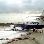 Επεισοδιακή προσγείωση αεροπλάνου στην Ρόδο