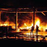 Η ανακοίνωση της Π.Υ. Βέροιας για την πυρκαγιά στην ΕΑΣ
