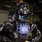 Ρομπότ αναλαμβάνουν καθήκοντα πυροσβέστη