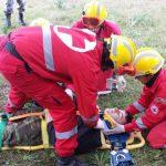 Μεγάλη επιτυχία είχε η άσκηση της Εθελοντικής Ομάδας Αντιμετώπισης Καταστροφών Σαλάκου