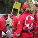 Οι εθελοντές του Ερυθρού Σταυρού «παρών» και στο φετινό Ρεθυμνιώτικο Καρναβάλι