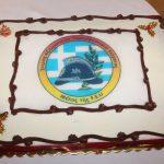 Κοπή πίτας της Ένωσης Αξιωματικών Πυροσβεστικού Σώματος