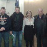 Σύσκεψη στην Περιφέρεια εθελοντικών ομάδων