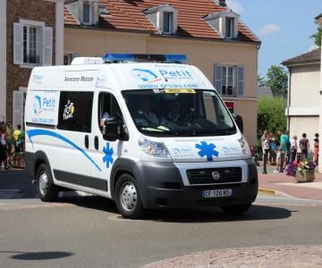 Το Γαλλικό Σύστημα Παροχής Πρώτων Βοηθειών