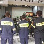 Οι εθελοντές προστασίας Αγίου Στεφάνου τίμησαν τους χορηγούς του συλλόγου