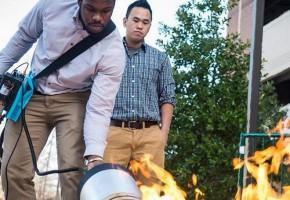 Ερευνητές ανακαλύπτουν τρόπο να σβήνουν φωτιά με ηχητικά κύματα