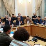 Πυροπροστασία και ... σεισμός τα θέματα στο Συντονιστικό Όργανο Πολιτικής Προστασίας