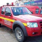 Τρεις Εθελοντές Πυροσβέστες στο Νοσοκομείο