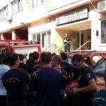 To KKE συναντήθηκε με συνδικαλιστές της Πυροσβεστικής στην Κέρκυρα