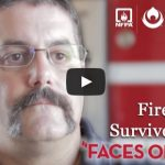 Meet Paul Machado, a firefighter with a compelling story on the devastating effects of home fires