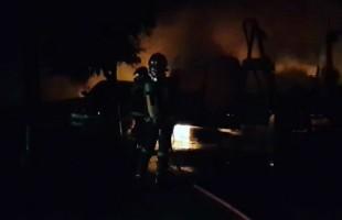 Παρανάλωμα του πυρός τρία αυτοκίνητα στο Περιστέρι