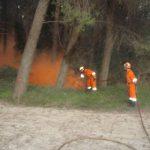 Άσκηση Πυρόσβεσης – διάσωσης από την Δ.Α.Κ. Ευ ρήσεις ζητών ΙΙ 2015