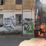 Πυρκαγιά σε οικία στην οδό Κροκιδά των Χανίων