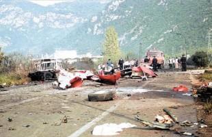 15 χρόνια από την τραγωδία στα Καμένα Βούρλα