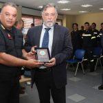 Επίσκεψη του Αν. Υπουργού Προστασίας του Πολίτη στην 1η Ε.Μ.Α.Κ.