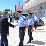 Επίσκεψη του Αν.Υπουργού Προστασίας του Πολίτη στο Νομό Αχαΐας